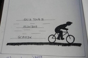 2019 - GC855DK - G.N.I.A Tour 2 🚴♂️